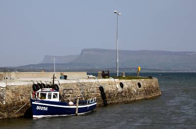 Raughley harbour